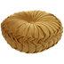Mustard Pintuck Pillow
