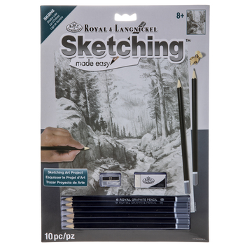 Shadow Lake Sketching Made Easy Kit