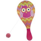 Owl Paddle Ball