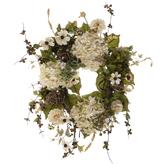 Hydrangea & Berry Wreath