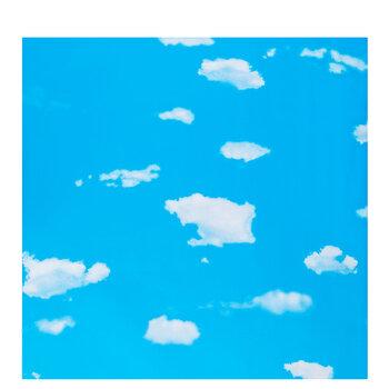 Clouds Bulletin Board Paper Roll