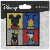 Mickey Mouse & Friends Iron-On Applique
