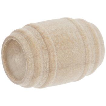 Wood Pickle Barrels - Small