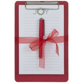 Joy Clipboard With Pen & Notepad