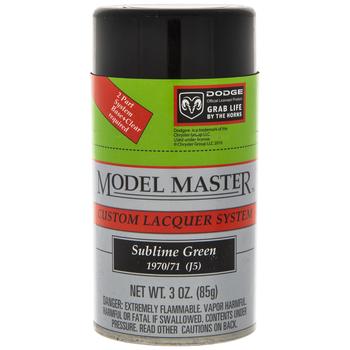 Model Master Custom Spray Paint