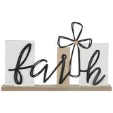 Faith Wood Decor