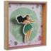 Hula Dancer 3D Wood Wall Decor