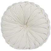 Velvet Round Pillow