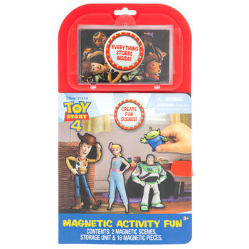 Toy Story 4 Magnetic Activity Fun Kit
