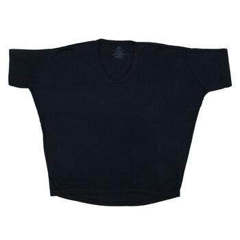 Black Dolman Adult T-Shirt - Medium