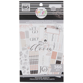 Sophisticated Florals Happy Planner Stickers