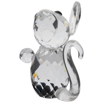 Faceted Glass Mouse