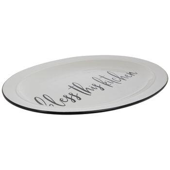 Bless This Kitchen Platter