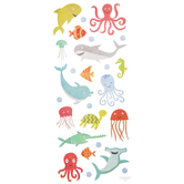 Sea Friends Stickers