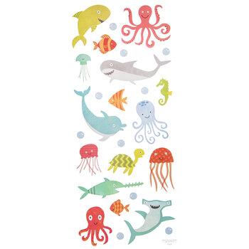Sea Friends Stickers