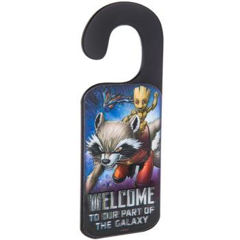 Guardians Of The Galaxy 3D Wood Door Hanger