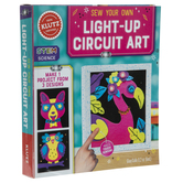 Sew Your Own Light-Up Circuit Art Kit