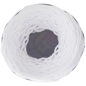 White Artiste Crochet Cotton Thread