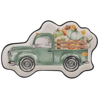 Pumpkins Truck Tray