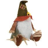 Green Scarecrow Gnome
