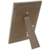 White Distressed Wood Clip Frame - 4