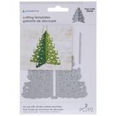 3D Christmas Tree Dies