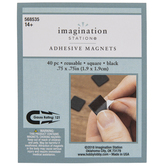 Reusable Adhesive Magnets