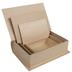 Paper Mache Book Boxes
