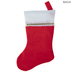 Red & White Stocking - 1 Piece