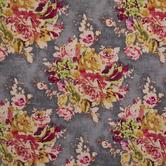 Charcoal Venus Fabric