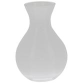 White Mini Glass Vase