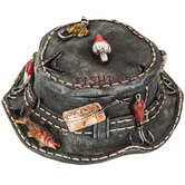Fishing Hat Jewelry Box
