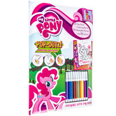 My Little Pony Pop-Outz Coloring Kit