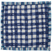 Blue & White Gingham Pot Holder