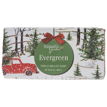 Evergreen Triple Milled Soap