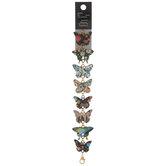 Painted Butterflies Bracelet