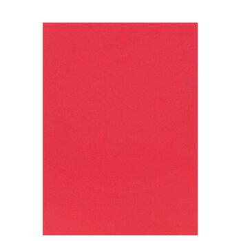 "Red Self-Adhesive Foam Sheet - 9"" x 12"""