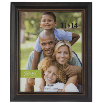Two Tone Wood Wall Frame