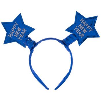Happy New Year Star Headband
