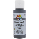 Charcoal Ceramcoat Acrylic Paint