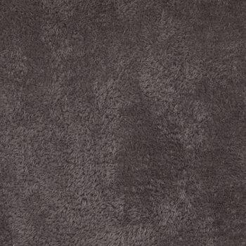 Gray Velvet Fleece Fabric