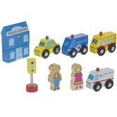 City Wood Toys