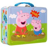 Peppa Pig Tin Lunchbox