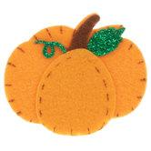Pumpkins Felt 3D Stickers