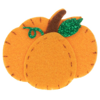 Pumpkins Felt Stickers