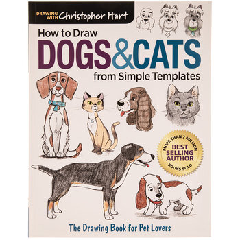 How To Draw Dogs & Cats