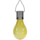 Light Up Light Bulb Hanging Decor