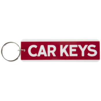 Car Keys Keychain