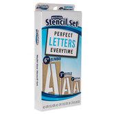 Multi-Size Letter Stencils