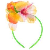 Floral Luau Headband